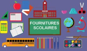 Fournitures scolaires collège 2020/2021